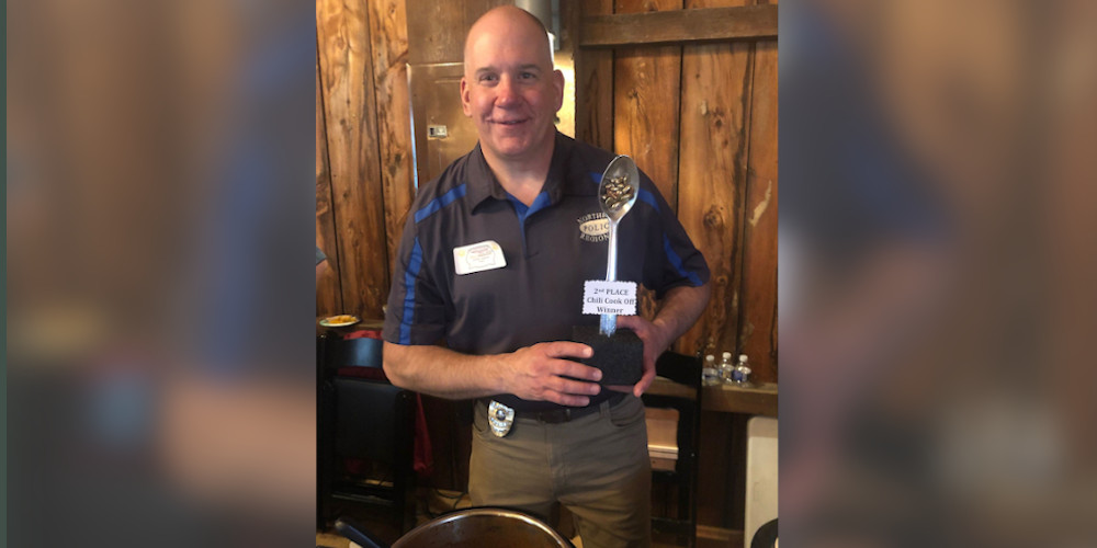 NRPD Takes Second Place in Chili Cook Off